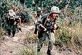 NARA 111-CCV-361-CC33838 101st Airborne soldiers climbing hill Operation Harrison 1966.jpg