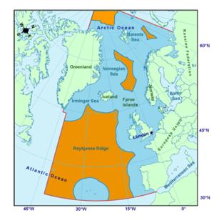 North East Atlantic Fisheries Commission - NEAFC Regulatory Area