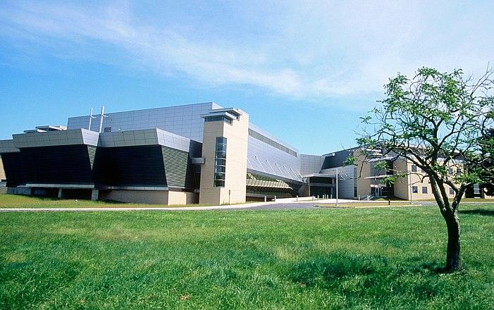 NIST AML building