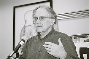 Green Party of the United States - Psychiatrist Joel Kovel ran for the Green Party's presidential nomination in 2000.