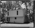 NORTH FACADE - Pond House, Fish Pond Road (near Old Plains Highway), Plains, Sumter County, GA HABS GA,131-PLAIN,19-4.tif