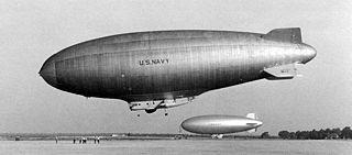 N-class blimp maritime patrol airship