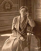 photograph of Nadia Boulanger