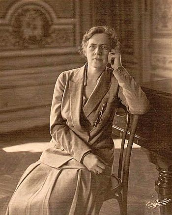English: French composer Nadia Boulanger (1887...