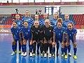 Naisten futsalmaajoukkue EM-karsinnassa Portugalissa 2018.jpg