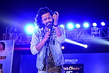 Nakash Aziz at studio