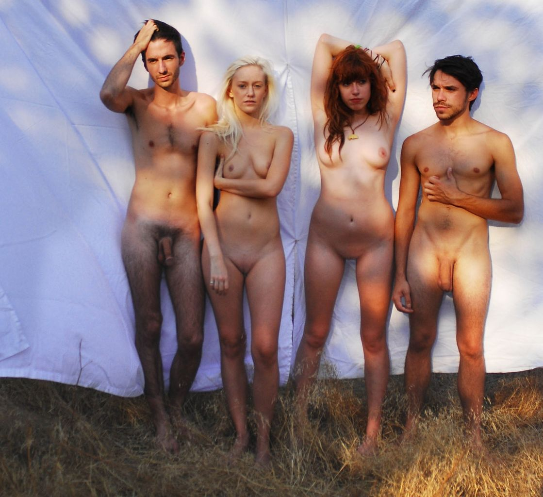 Nude female freedom