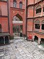 Nakhoda Masjid Courtyard 3.JPG