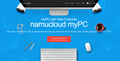 Namucloud myPC.png