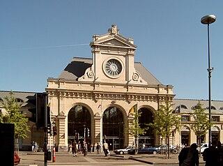 Namur railway station (Belgium) railway station in Belgium