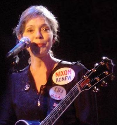 Picture of a band or musician: Nanci Griffith