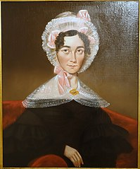 Portrait of Nancy Blood Story