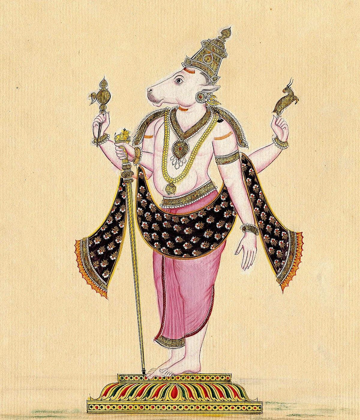Nandi mythology   Wikipedia