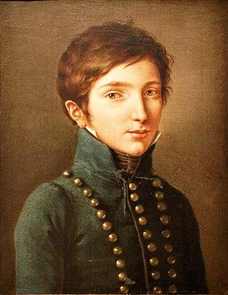 Napoléon Louis Bonaparte - Image: Napoléon III et l'Italie Félix Cottrau Le prince Napoléon Louis Bonaparte 001