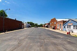 Naponee, Nebraska - Image: Naponee, NE
