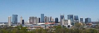 Nashville metropolitan area Metropolitan area in Tennessee, United States