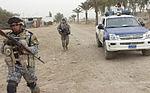 National Police, Paratroopers patrol Beladiyat DVIDS153918.jpg