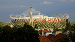 National Stadium and Holy Cross Bridge.JPG