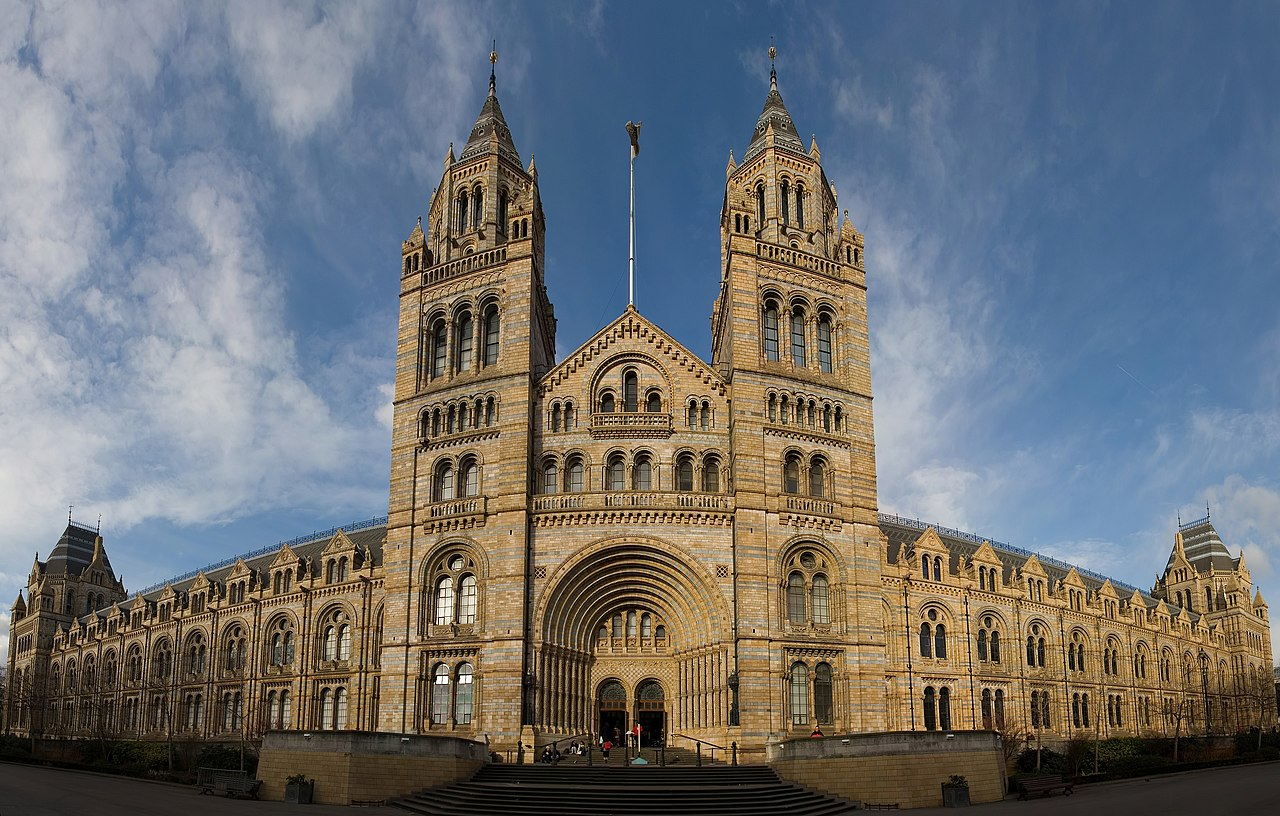 Natural History Museum - Photo by DAVID ILIFF. License: CC-BY-SA 3.0