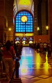 Nave looking north - Basilica of Aparecida - Aparecida 2014.jpg