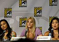 Naya Rivera, Heather Morris & Jenna Ushkowitz (4853109368).jpg