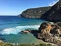 Near Remarkable Cave Port Arthur Tasmania.jpg