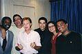 Nema Antunes com Paul McCartney, Ivan Lins e amigos em Nova Iorque.jpg