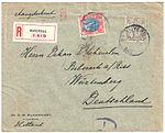 Netherlands 1922-09-18 currency control cover Nijverdal.jpg