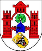 Das Wappen von Neukalen
