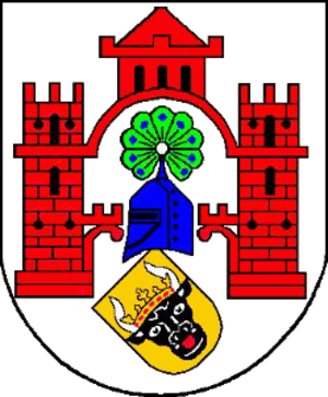 Neukalen - Image: Neukalen Wappen