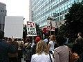 New Orleans March against Violence at City Hall Jennifer Dangerblond.jpg