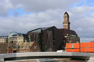 World Maritime University - New WMU Building