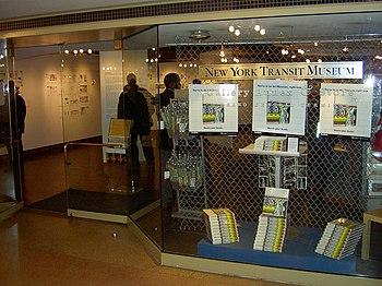 New York Transit Museum by David Shankbone