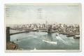 New York and Brooklyn Bridge (both ends), New York, N. Y (NYPL b12647398-69850).tiff