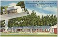 New refreshingly modern Hodges Motel & Restaurant, on U.S. 301, 4 Mi. No., Statesboro, Ga. (8343879262).jpg