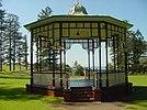 Gazebo histórico no King Edward Park