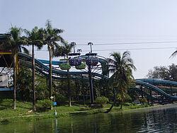 Splash water park delhi video