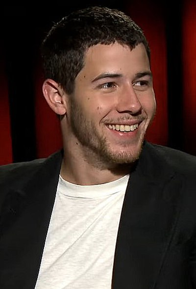 Picture of a band or musician: Nick Jonas