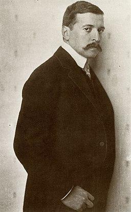 Nicola Perscheid - Hugo von Hofmannsthal 1910