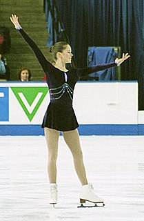 Nicole Watt figure skater
