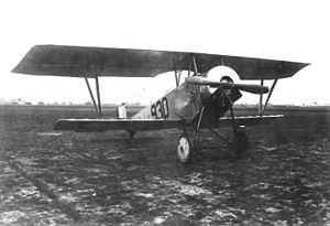 Nieuport 12 - American Nieuport 80 E.2 trainer