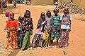 Niger, Bani Goungou (10), girls.jpg