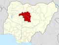 Nigeria Kaduna State map.png