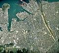 Niihama city center area Aerial photograph.2010.jpg