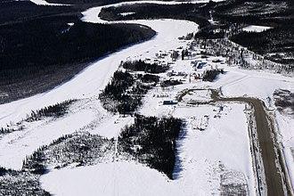 Nikolai, Alaska - Image: Nikolai 20 4 8 2013 (8726587837)