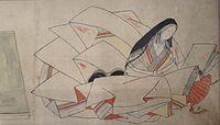 Nine Stages of Decomposition of the Heian Period Empress Danrin, Honolulu Museum of Art II.JPG