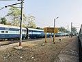 Nirakarpur railway station name board.jpg