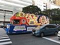 Nishitetsu Flower Vehicle of Hakata Dontaku Festival 2.jpg