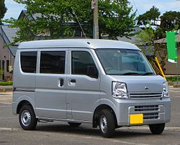Nissan NV100 Clipper DX GL Package DR17V 281.JPG