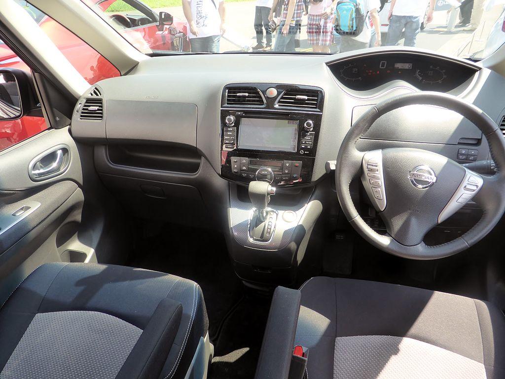 Nissan    Serena    Fuse Box      Wiring       Diagram